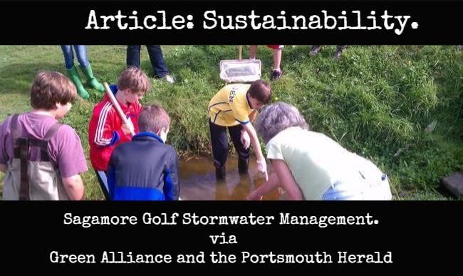 Sagamore Gold Stormwater Management